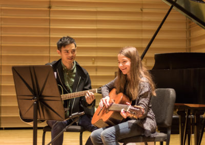 guitar students nyc