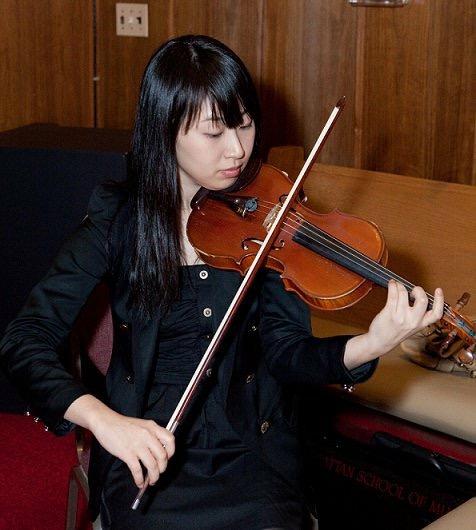 Willan Academy Violin