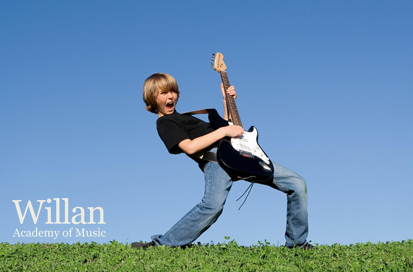 guitar lessons NYC for kids