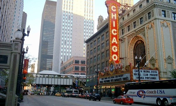 Chicago theater - willan academy of music