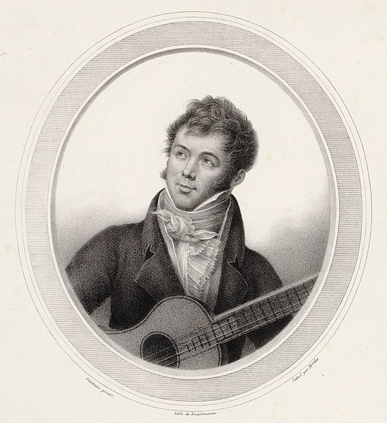 Facts You Should Know About Fernando Sor, Classical guitar