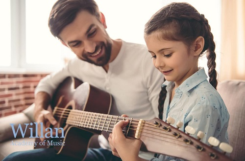 Benefits of Having Your Child Learn Guitar