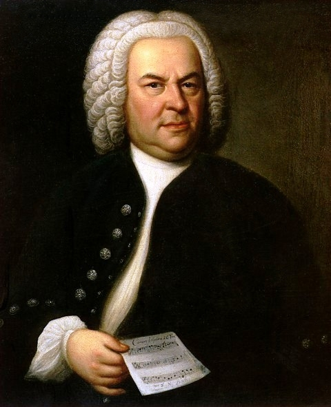 Johann Sebastian Bach: Inspiration from The Greats