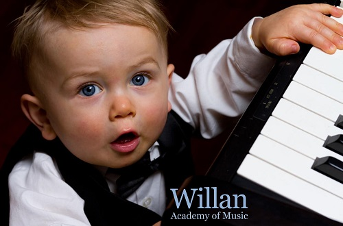 Your Child is not too Young to Start Piano Lessons; Start it Now!