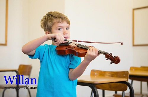 Have Your Child's Interest for Violin Get Going