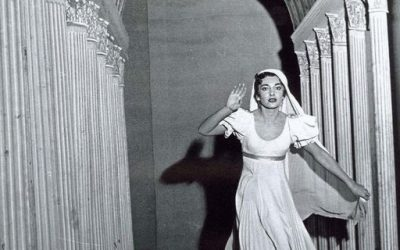 Inspiration from the Life of Maria Callas