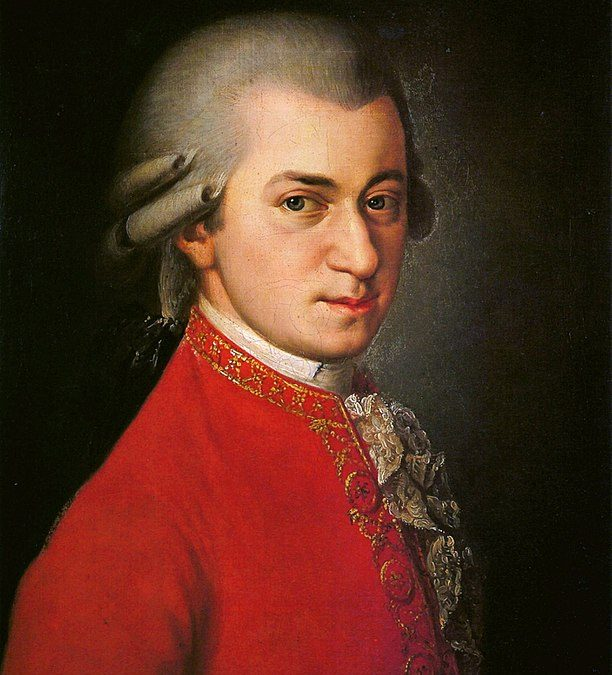 Inspiration from the Life of Mozart