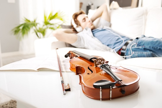 Research of the Violin and its Journey with Time