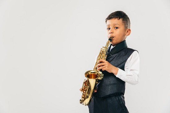 saxophone lessons nyc for kids