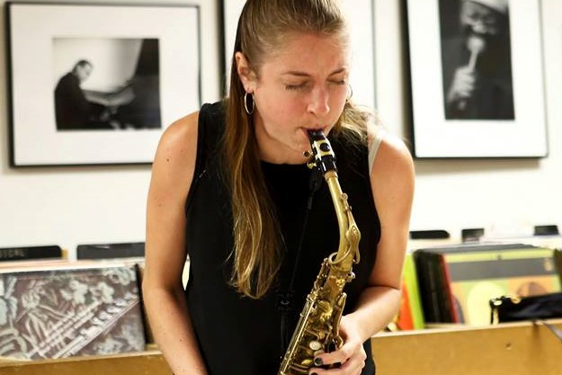 nyc saxophone classes  for kids & adults