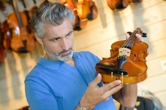 Things to consider when buying a violin