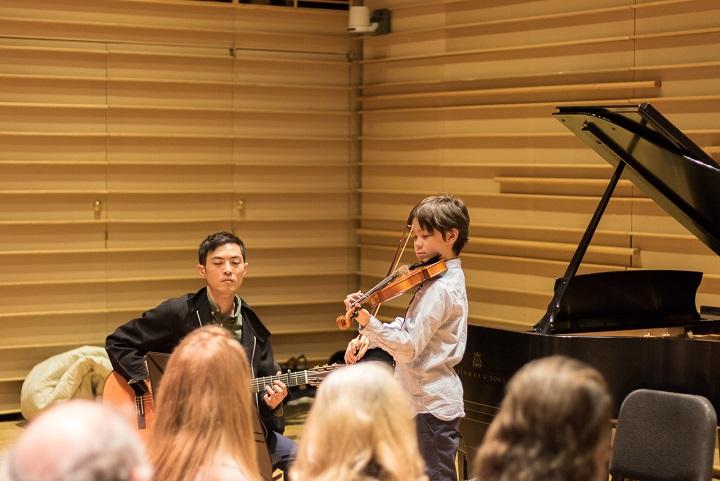 violin classes nyc