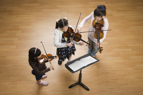 violin lessons nyc for kids