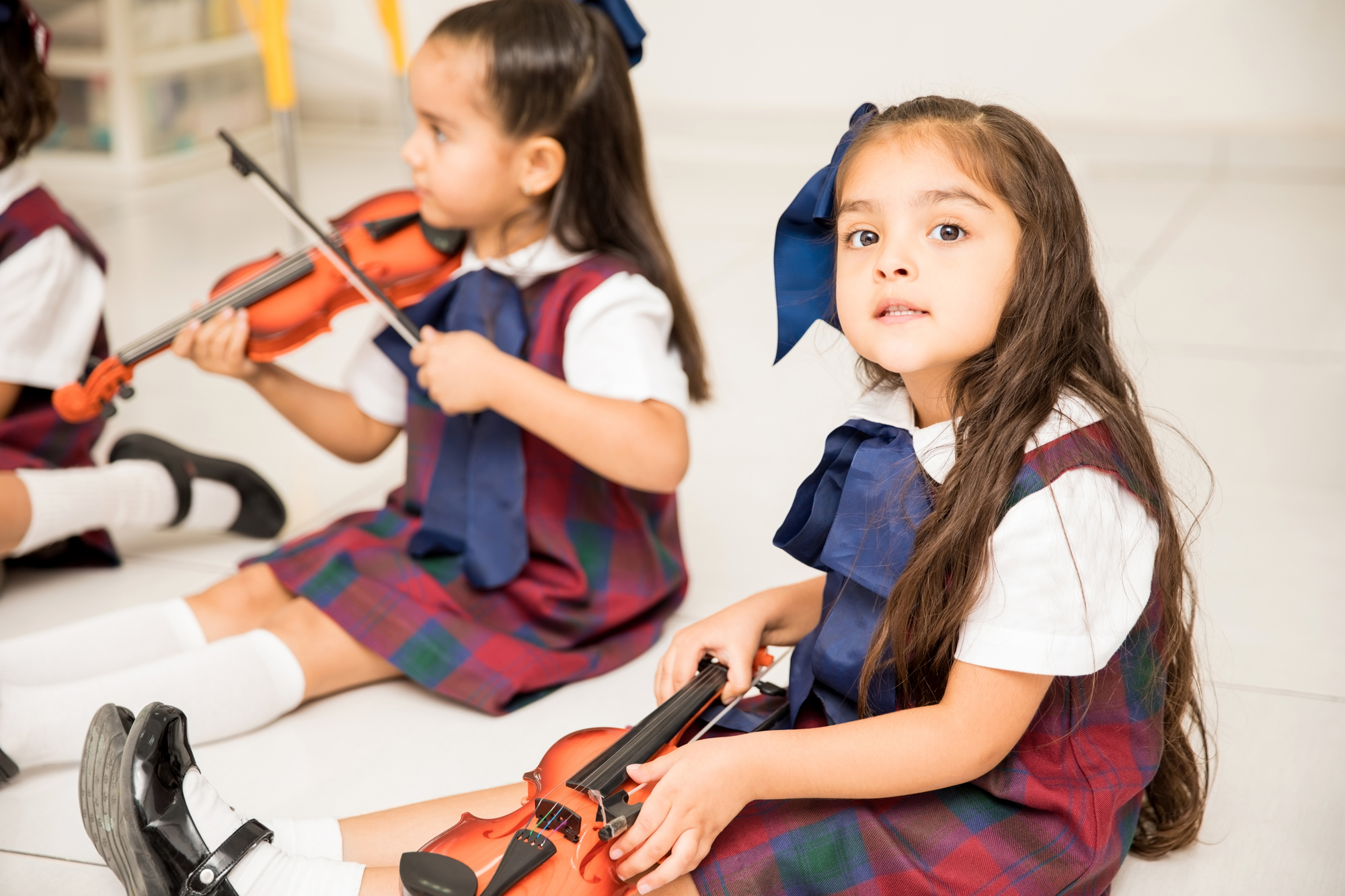 Violin lesson in NYC for kids