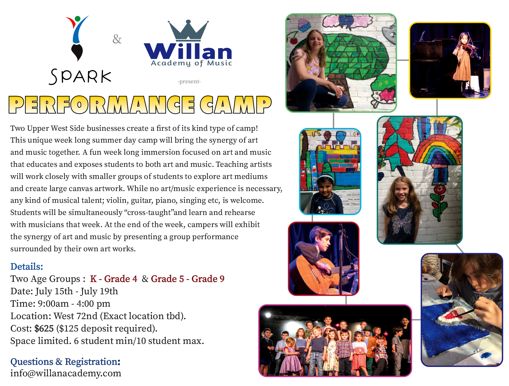Willan academy of music