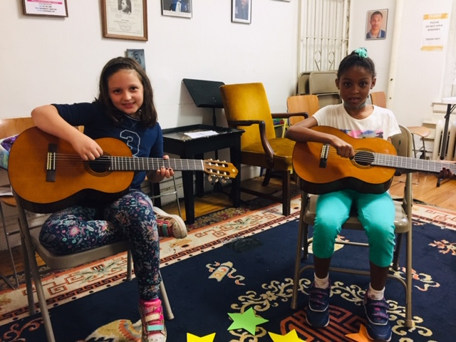 guitar classes nyc for kids
