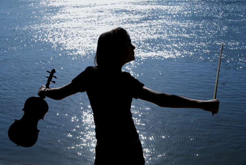 Violin lesson in NYC for kids & adults