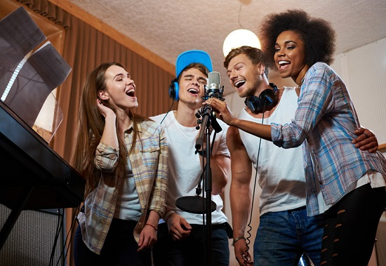 How To Get Better At Singing